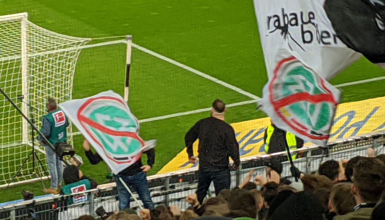 Borussia Mönchengladbach Kurve