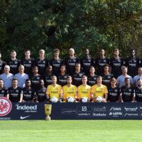 Eintracht Frankfurt Mannschaftsbild 2018