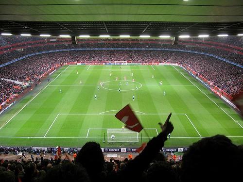 fussballstadion arsenal