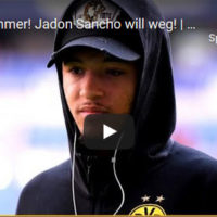 jadon sancho will weg