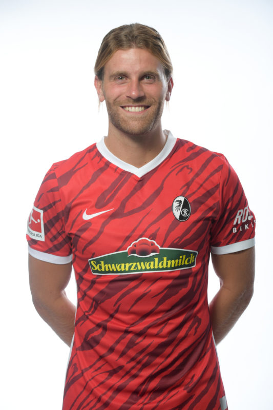 Lucas Höler - Foto mit freundlichen Genehmigung des SC Freiburg