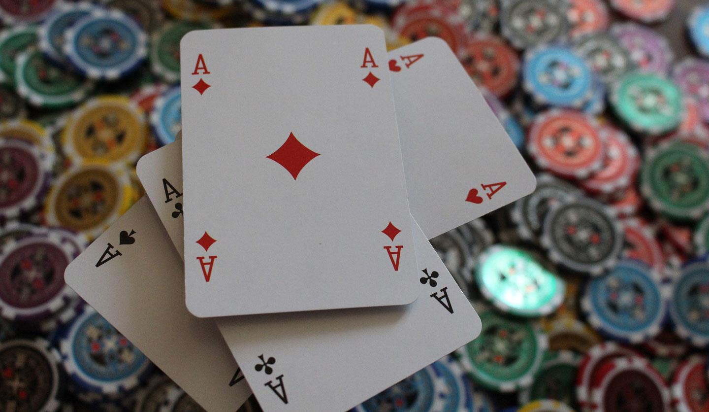 Poker Asse von petja24 auf Pixabay